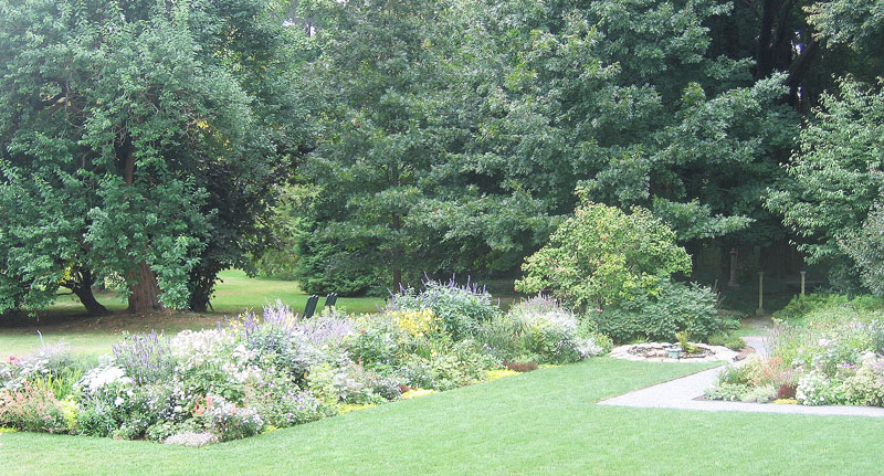 This is the Botanical Garden Page of my A to Z guide to plants ...